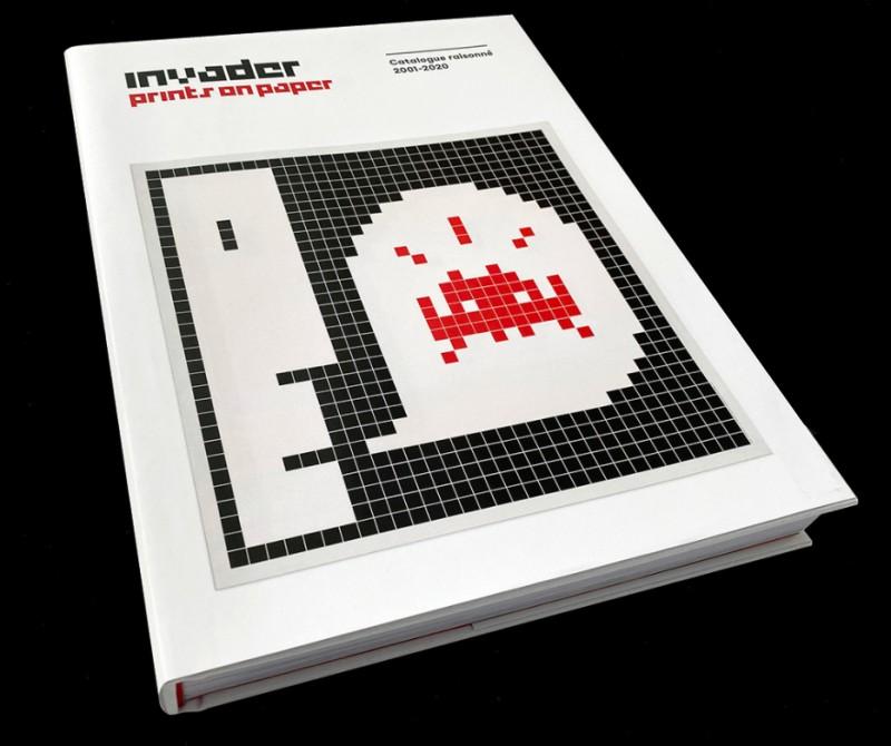 Invader - Prints on Paper - Catalogue raisonné 2001-2020