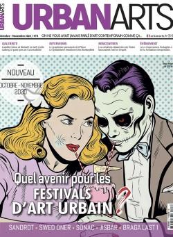 Urban Arts - Numéro 8 - Oct-Nov 2020